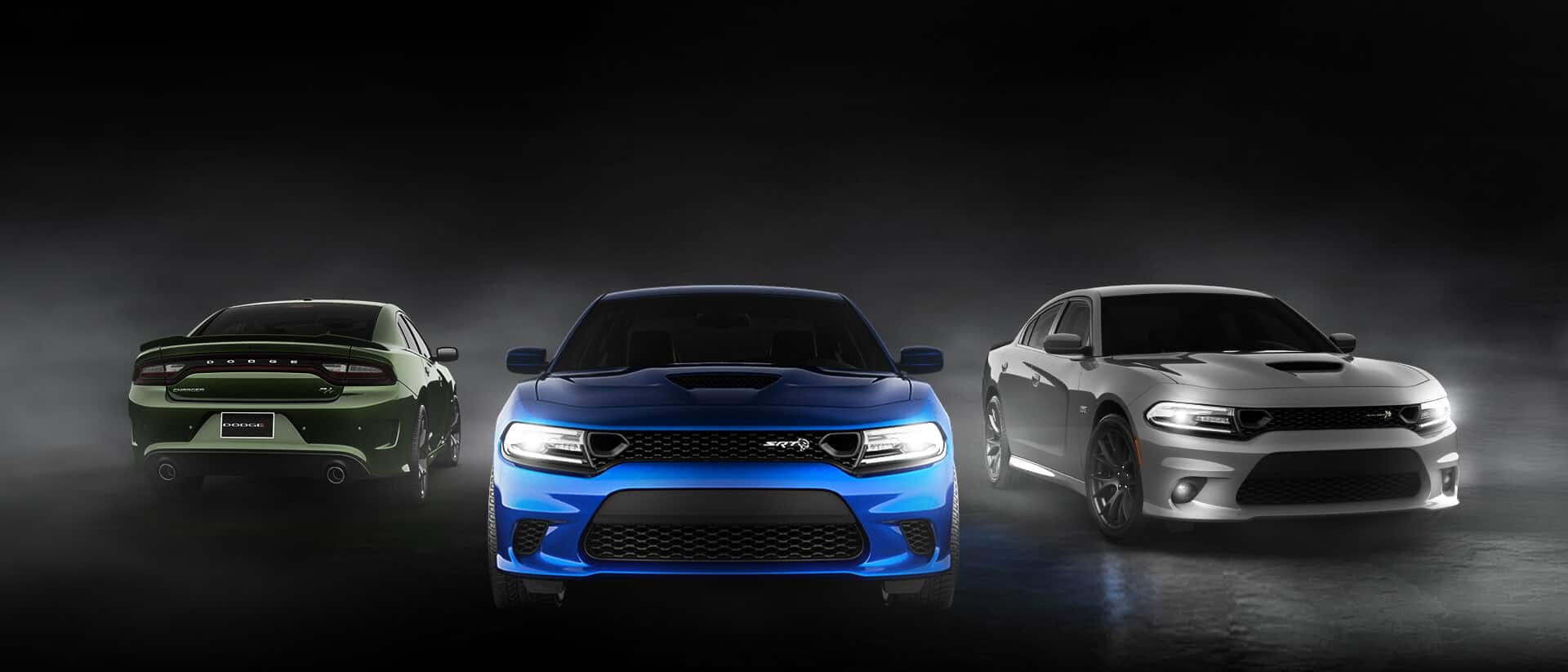 2019 Dodge Charger Special Edition Packages