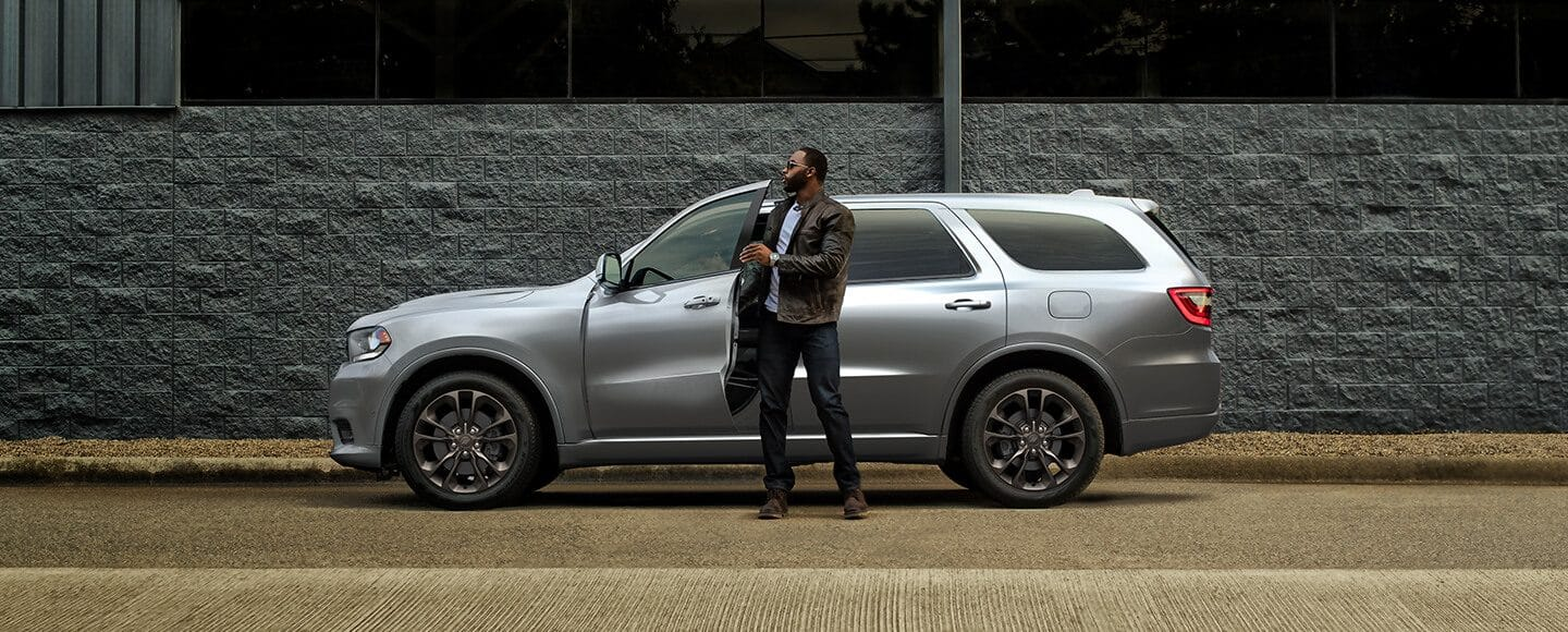 2019 Dodge Durango - Safety and Security Features