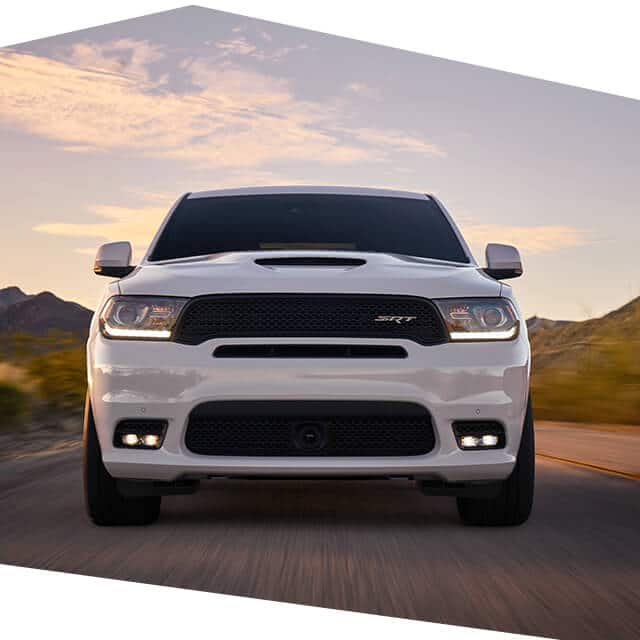 Dodge Durango Srt Official Site All Power All Muscle