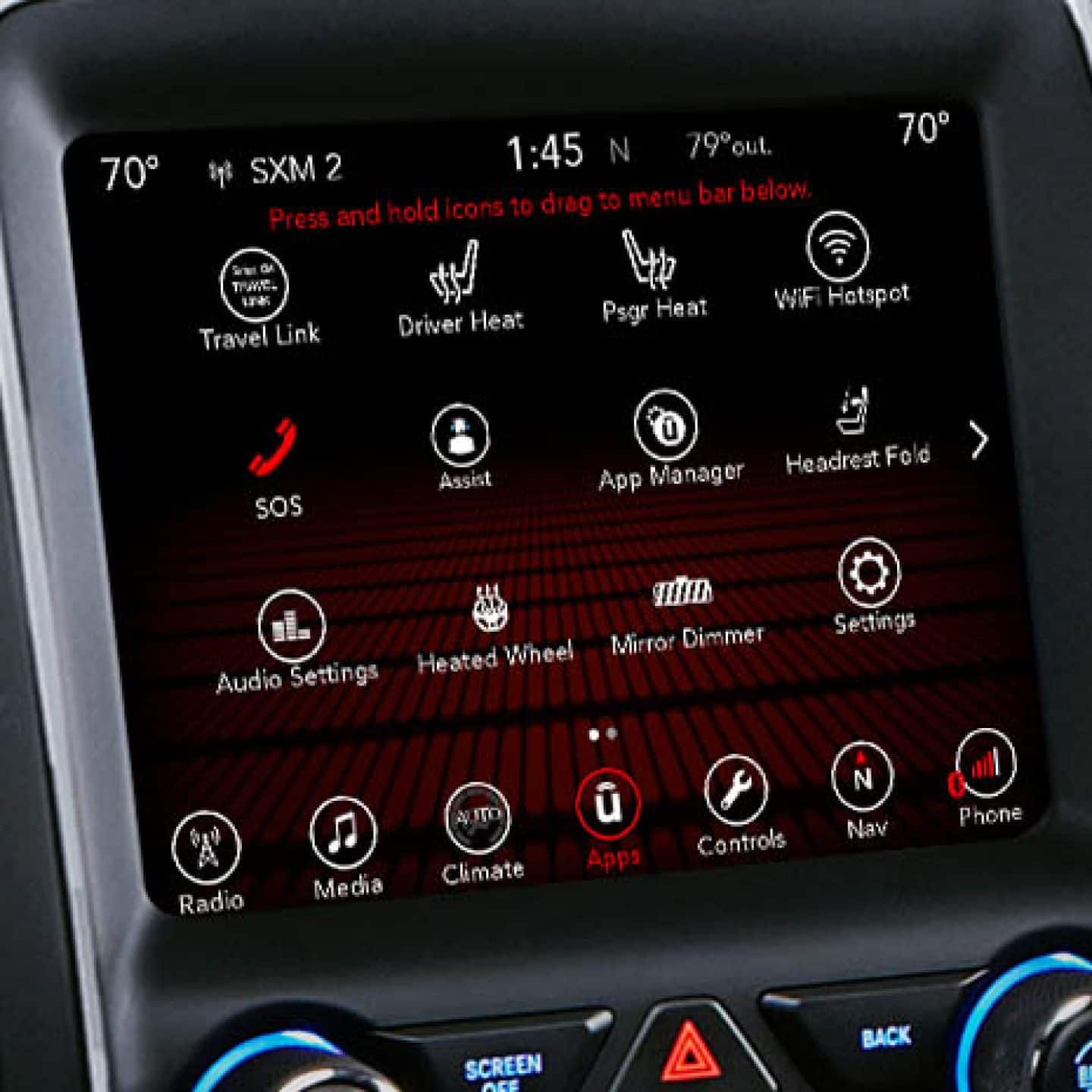 U Connect Phone >> 2019 Dodge Durango Technology Features
