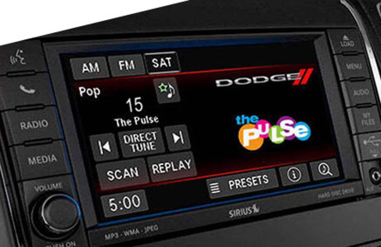 2005 dodge ram radio reset