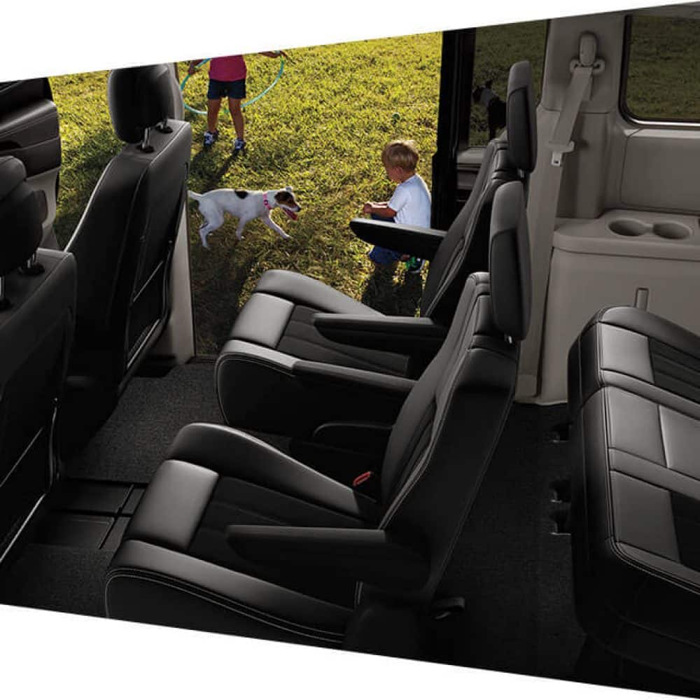 fee2bd27ca 2019 Dodge Grand Caravan - Uncompromised Capability