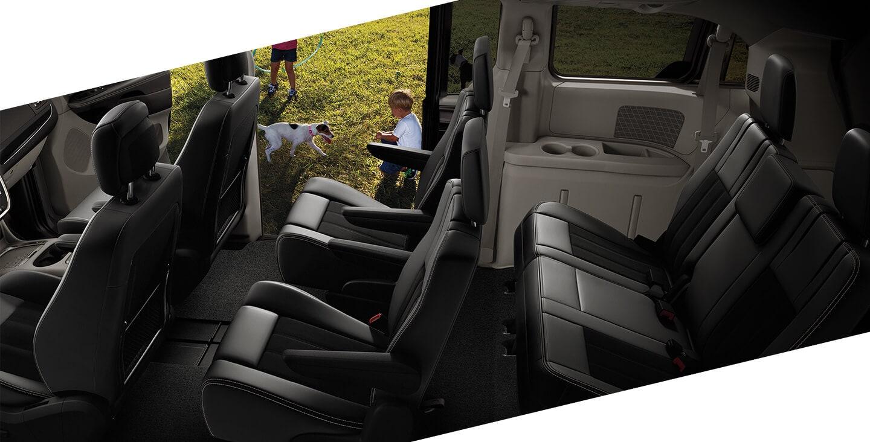 2019 Dodge Grand Caravan Dodge Minivan