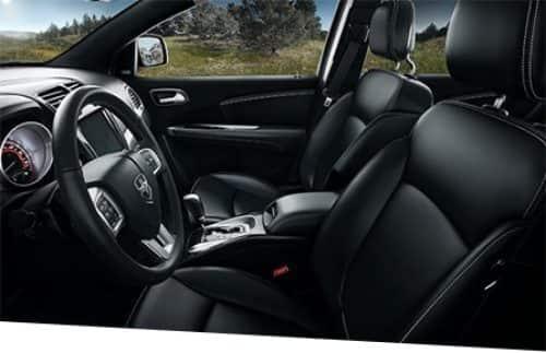 2019 Dodge Journey Interior Booster Seat