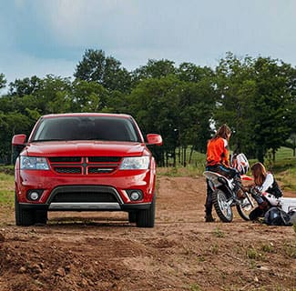 2019 Dodge Journey - Stand in Defiance