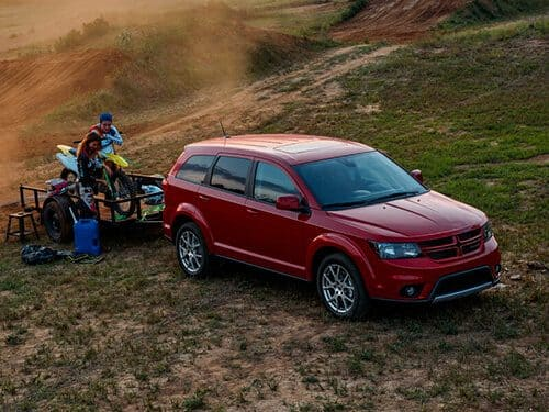 2019 Dodge Journey Changes, Redesign, Specs And Price >> 2019 Dodge Journey Stand In Defiance