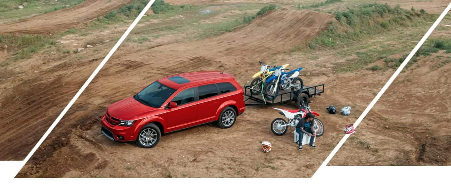 2019 Dodge Journey Stand In Defiance