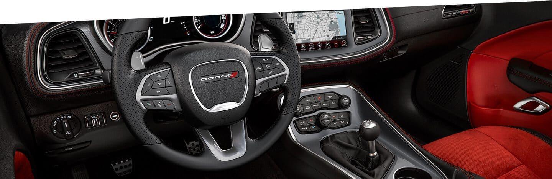 Dodge Challenger Interior >> 2020 Dodge Challenger Interior Seats Steering Wheel More