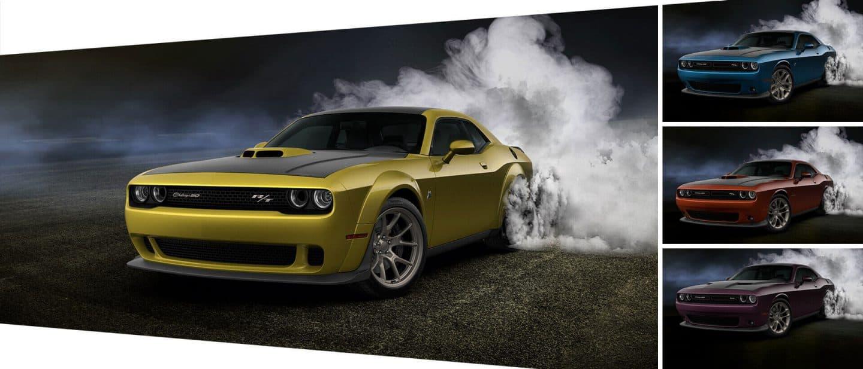 2020 Dodge Challenger Srt Hellcat More