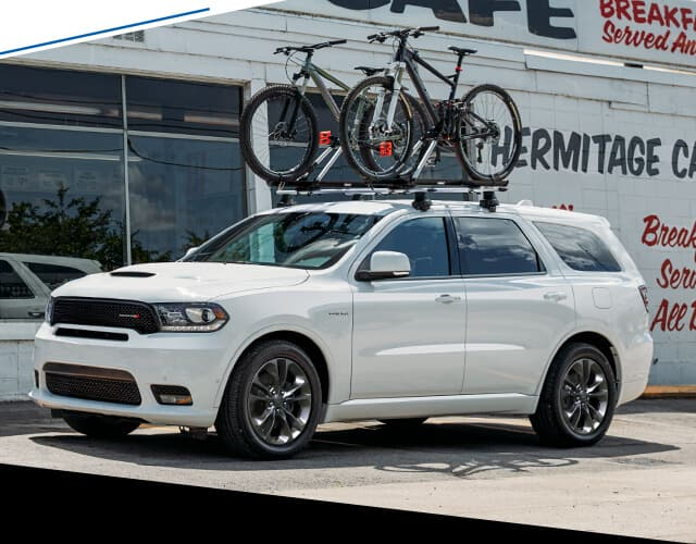 2020 Dodge Durango Suv Roof Rack Exterior Features