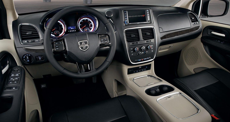 2020 Dodge Grand Caravan Minivan Images Interior Exterior