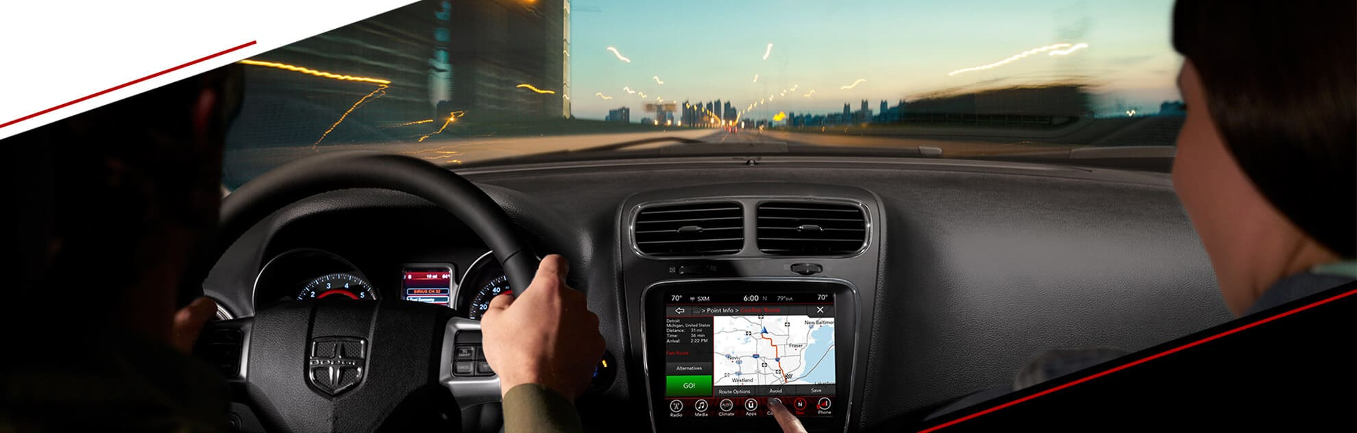2020 Dodge Journey Interior 3rd Row Seating More