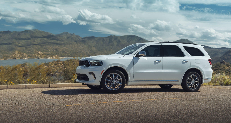 2021 Dodge Durango Trim Levels