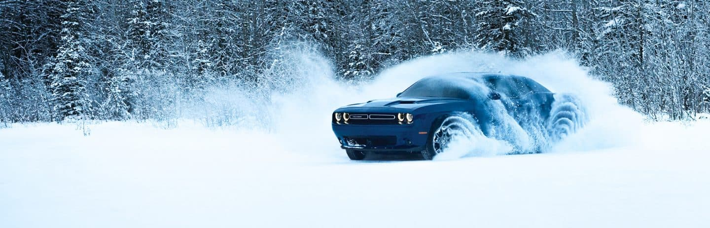 2018 Dodge Challenger - Performance Muscle Car