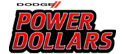 Dodge Power Dollars logo