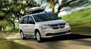 2017 Dodge Grand Caravan  Seven Passenger Minivan