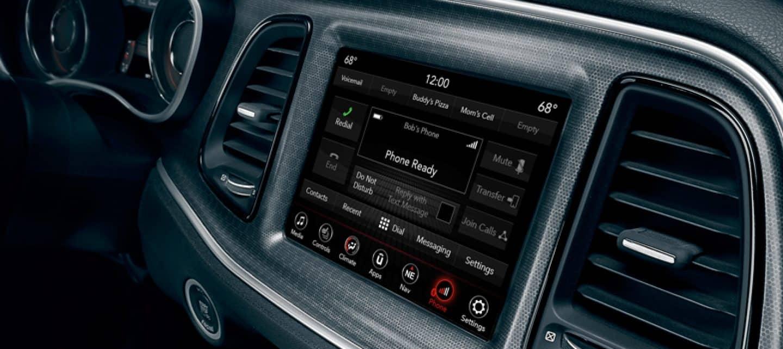 Uconnect - 2020 Dodge Uconnect 4.3/RHA