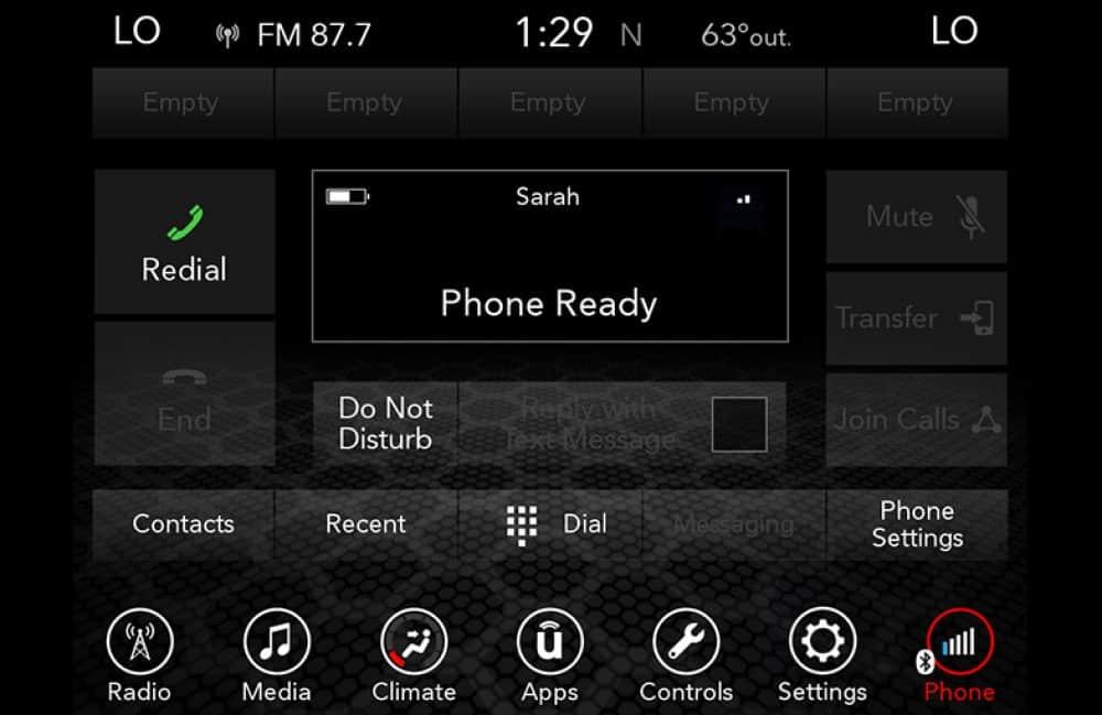 uconnect 2018 dodge uconnect 8 4 uas rh dodge com Uconnect Radio Uconnect Bluetooth