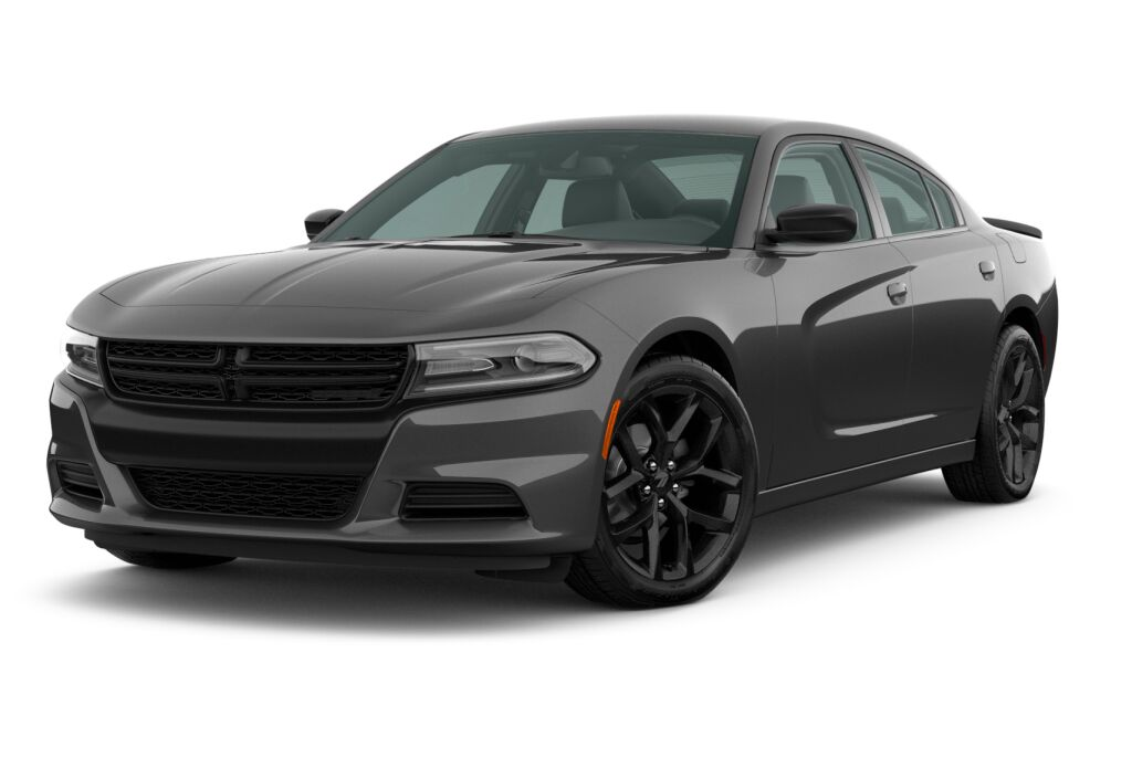 NEW 2020 DODGE CHARGER SXT RWD