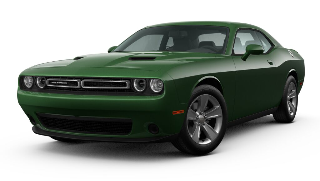 New 2021 DODGE Challenger SXT RWD