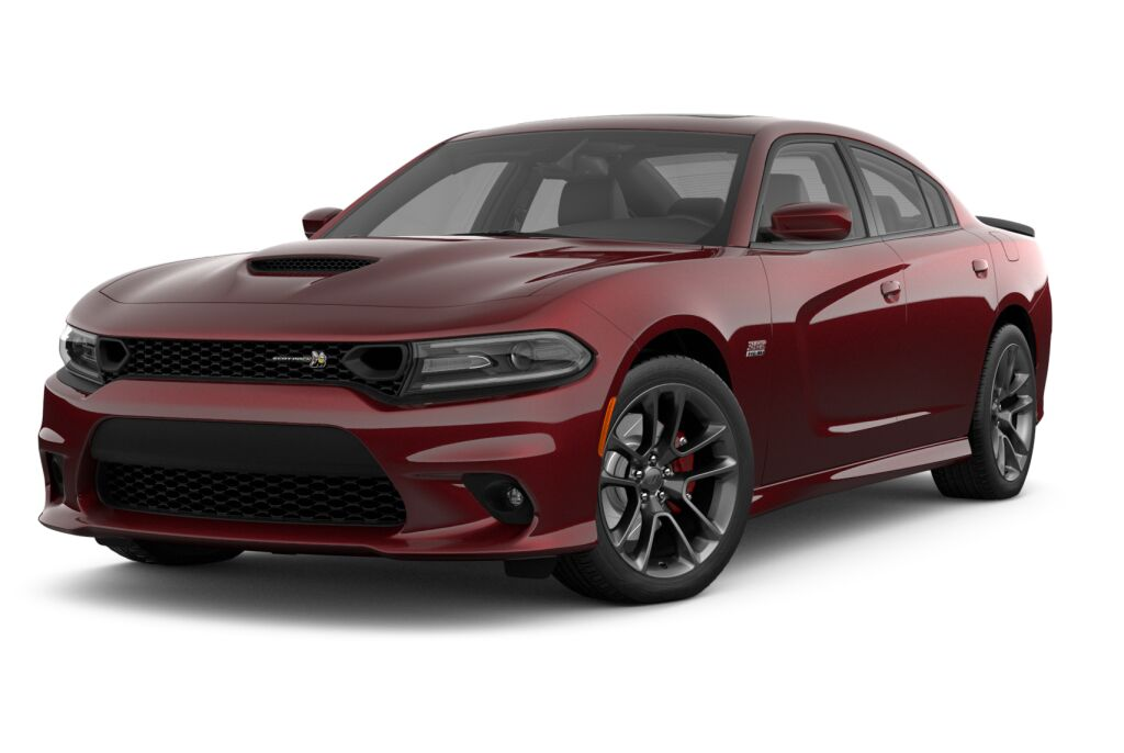 New 2021 DODGE Charger R/T Scat Pack