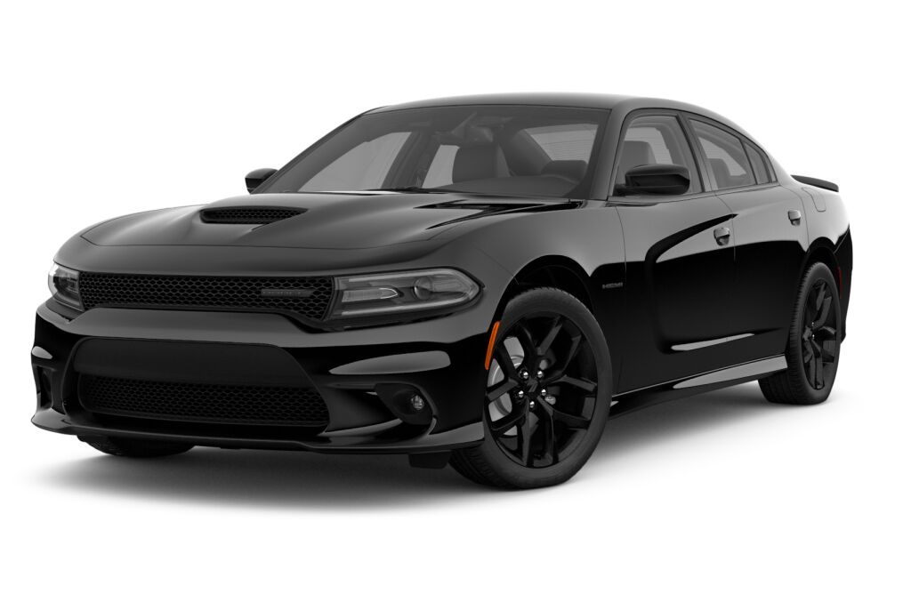 New 2021 DODGE Charger R/T