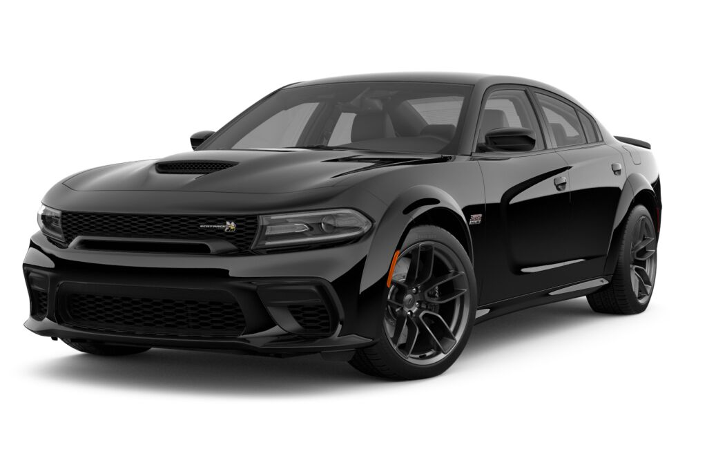 New 2021 DODGE Charger Scat Pack Widebody