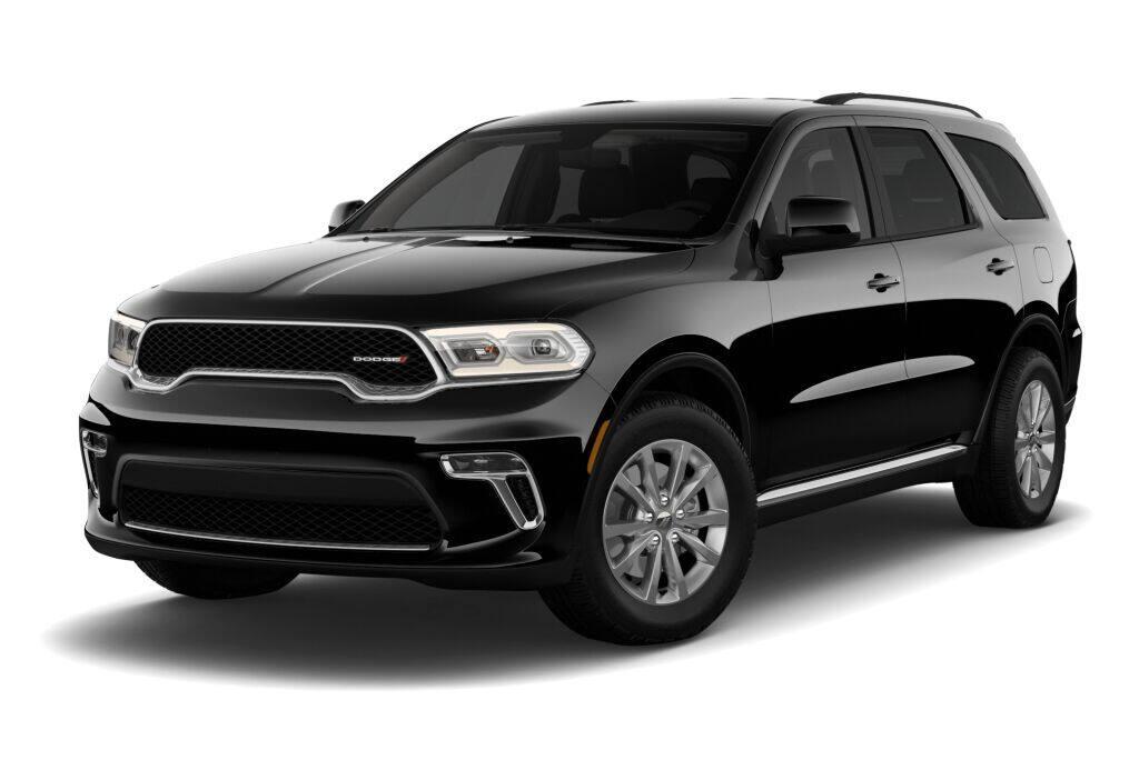 New 2021 DODGE Durango DURANGO SXT PLUS AWD